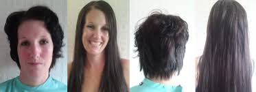 hair extensions for short hair before and after latest gold coast hair extension styles