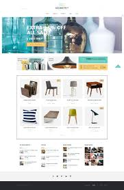 Home Interiors Company Geometry Interior Design U0026 Furniture Shop By Themerex Themeforest