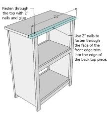 Furniture Plans Bookcase by Ana White Simple Bookshelves Tall Thin Diy Projects