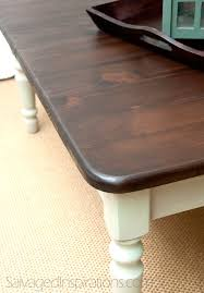 How To Refinish A Table Sand And Sisal by Best 25 Stained Table Ideas On Pinterest Vinegar Stain Flower