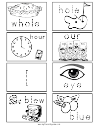 homophone flashcard 2 numbers worksheets pinterest flashcard