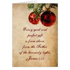 bible verse james 1 17 gifts on zazzle