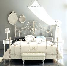 Antique Headboards King Vintage Wood King Headboard Tufted Antique Iron Coccinelleshow Com