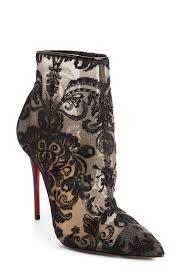 christian louboutin women u0027s ultra high heel 4