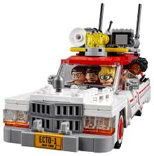 ecto 1 for sale lego ghostbusters reboot images feature new ecto 1 2 collider
