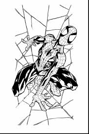 great agent venom spider man coloring pages with venom coloring