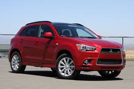 mitsubishi outlander sport 2014 red mitsubishi u0027s production strategy could change in 2013 ultimate