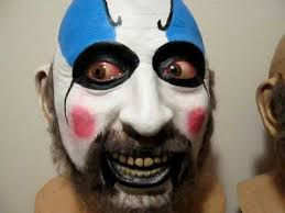 captain spaulding costume captain spaulding mask creeping productions rob