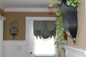 simply by sabrina side entry door window treatment