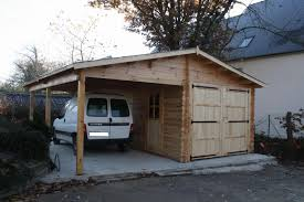 wooden garage carport considerations on choosing the safest