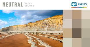 neutral paint colors ppg paints