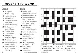 large print crosswords magazine lovatts crossword puzzles games