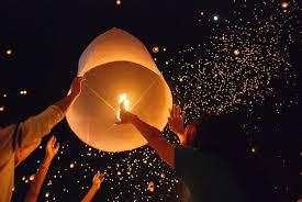 lantern kites sky lantern wildfire today