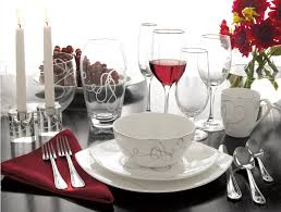 Setting A Table by Setting The Table Place Setting Etiquette Explained Above