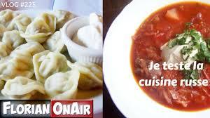 russe en cuisine je teste la cuisine russe vlog 225