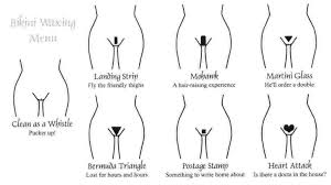 differnt trims of men public hair pics the advanced guide to getting rid of your pubic hair