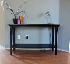 modern console tables with drawers makeup storage borderline genius ikea hacks anyone can do