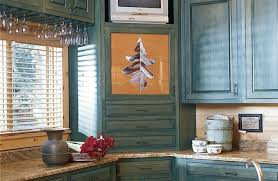 corner bathroom cabinet kitchen traditional with blue cabinets