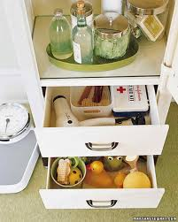 How To Organize A Kitchen Cabinets Bathroom Organization Tips Martha Stewart