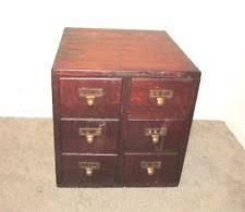 Vintage Oak Filing Cabinet Oak File Cabinets 1900 1950 Ebay