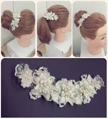 hair accessories malaysia hair accessory handmade bridal hairdo flower accessories