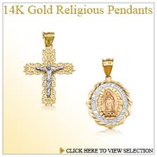 religious pendants necklaces pendants oroking largest jewelry superstore