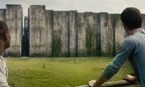 first u0027the maze runner u0027 clip introduces the wall bloody disgusting