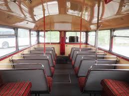 London Bus Interior Routemaster Opentop Rm2203 Ensignbus Hire