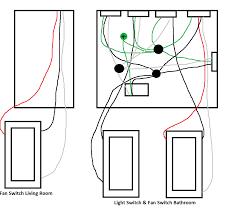 wiring diagram exhaust fan light switch wiring diagram