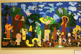 Classroom Soft Board Decoration Ideas Briargrove Elementary Art Page The Deciduous Forest A