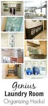 Laundry Room Organizers And Storage by 457 Best Laundry Rooms Images On Pinterest Laundry Room