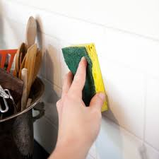 how to clean greasy painted kitchen cabinets how to clean greasy walls backsplashes and cabinets kitchn