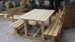 Pallet Patio Furniture by Furniture Creative Diy Pallet Outdoor Furniture Chair Combine