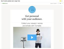 Free Email Signature Templates Guide To Video In Email Wistia