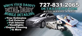 Car Interior Detailing Near Me Daddy Mobile Detailing Duniden Florida Mobilerving