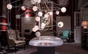 bocci lighting installation at london design festival 2014