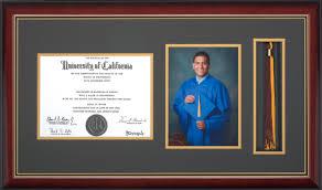 graduation frames with tassel holder frames for graduation pictures grad framer diploma picture