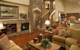 modern traditional home decorating ideas on living room space