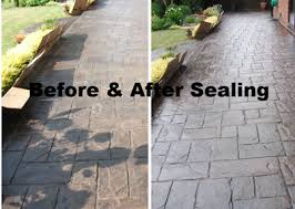Patio Sealant Driveway And Patio Block Paving Sealing Isle Of Wight
