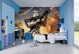 star wars wall murals