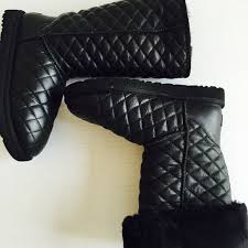 quilted ugg boots sale ugg ugg australia leather boots from