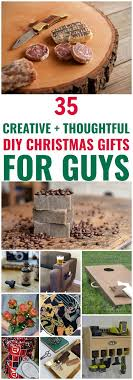 35 Creative Gifts For Your - 35 diy gifts for the men in your life diy christmas christmas
