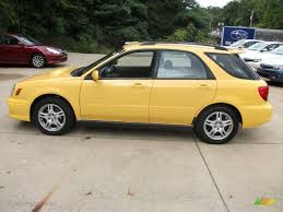 yellow subaru baja looks like the brz just got some updates subaru