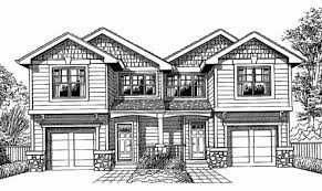 new american home plans simple narrow duplex house plans placement home plans