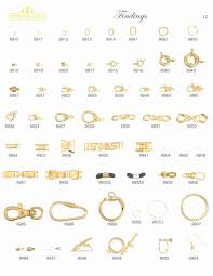 clasps necklace types images How to make jewelry all about clasps at necklace clasp jpg