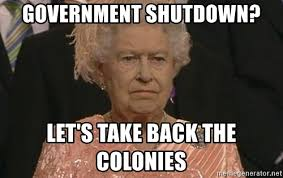 Shut Down Meme - bdb the government shutdown may be over but the memes are alive