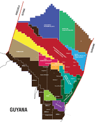 Guyana Map Who U0027s Who In The Oil And Gas Sector In Guyana Oilnow