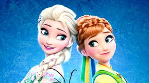 elsa u0026 anna frozen fever movie time youtube