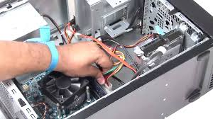 Dell Computer Help Desk How To Replace A Power Supply In Dell Desktop