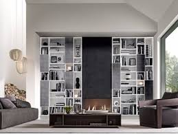 librerie muro librerie a parete archiproducts